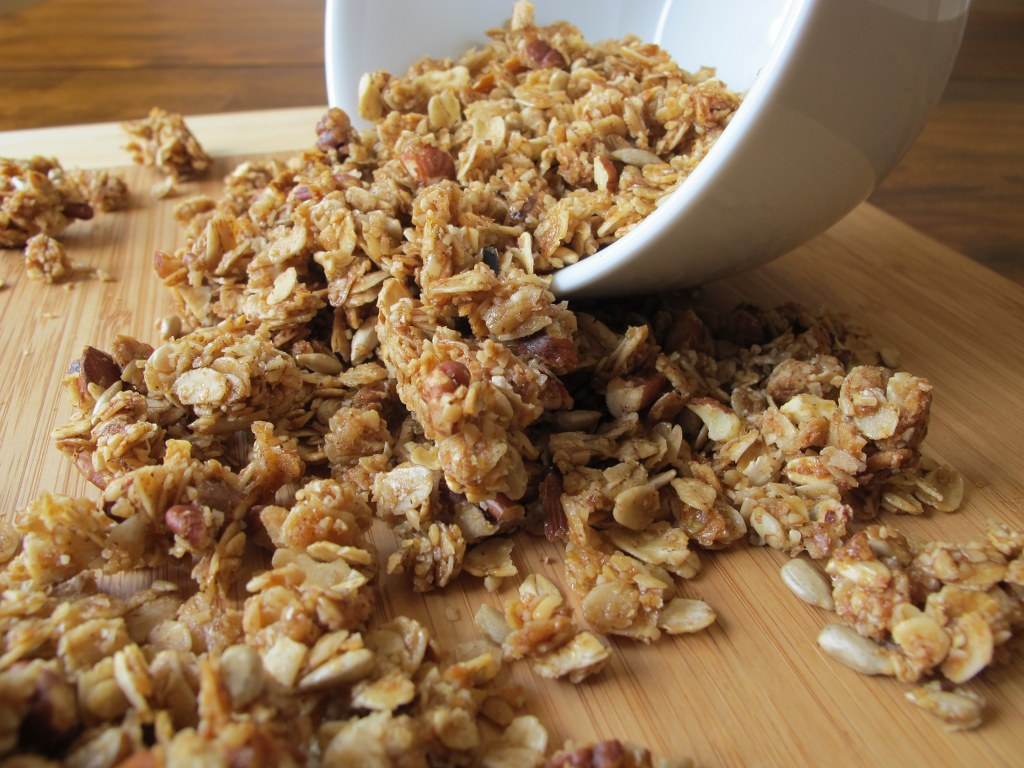 Homemade Granola Recipes — Dishmaps