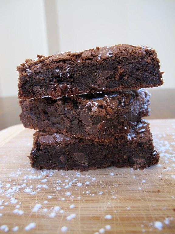 Fudgy Brownie Peanut Butter Recipe — Dishmaps