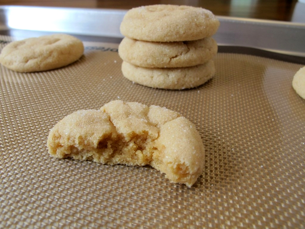 Soft Peanut Butter Cookies – Tina's Chic Corner
