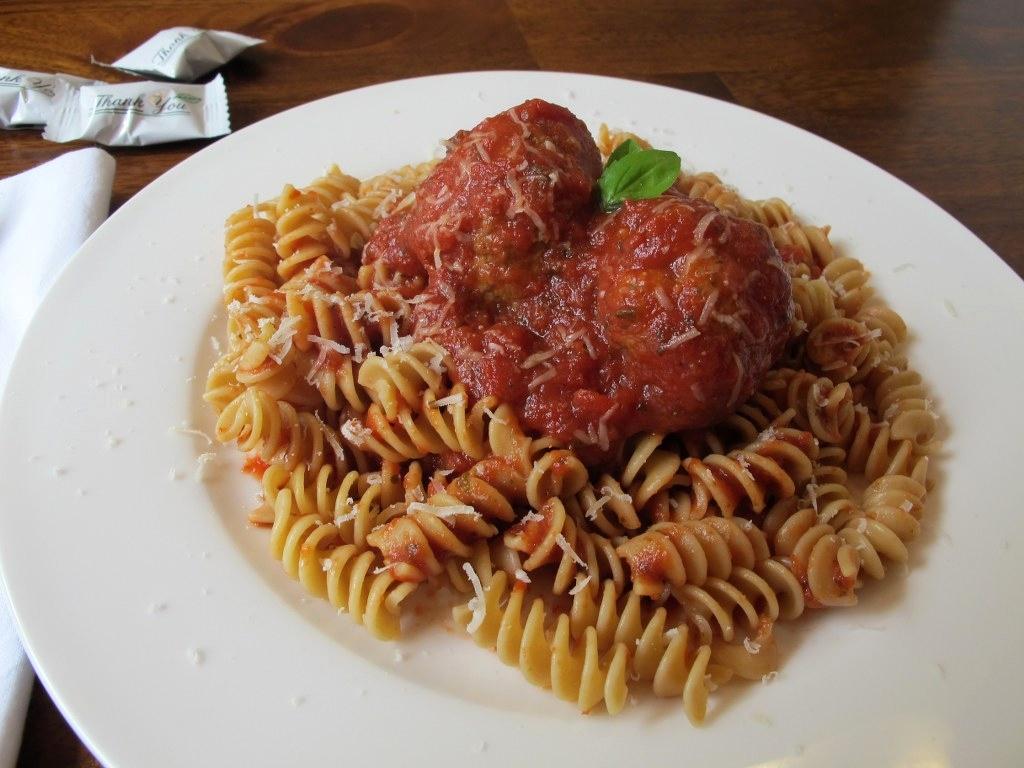 Italian Meatballs – Tina's Chic Corner