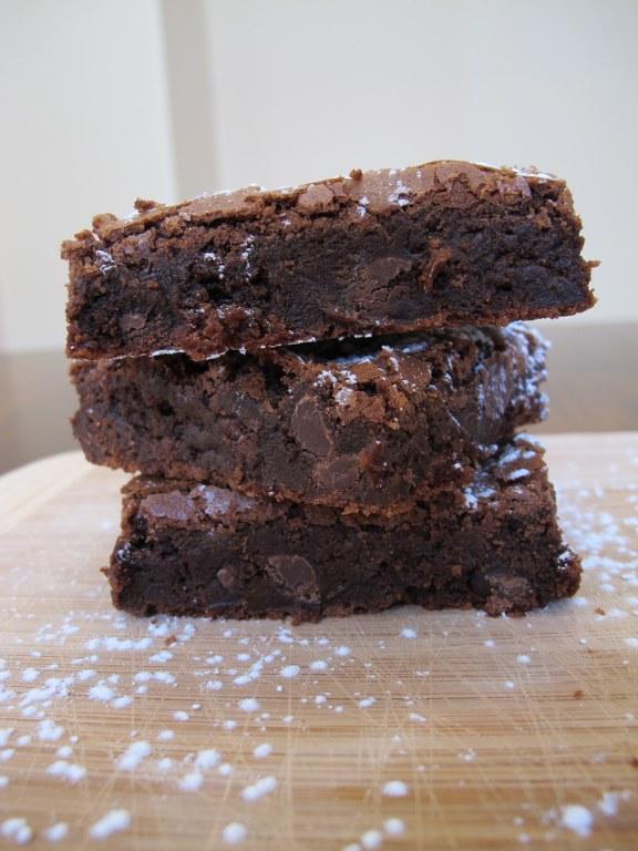 Fudgy Brownies Tina S Chic Corner