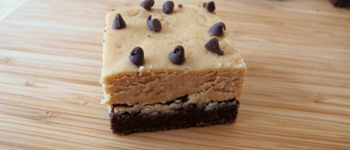 07Peanut Butter Frosted Brownies