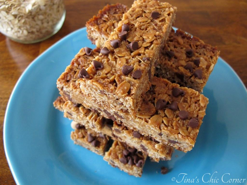 Chocolate Chip Granola Bars Recipes — Dishmaps