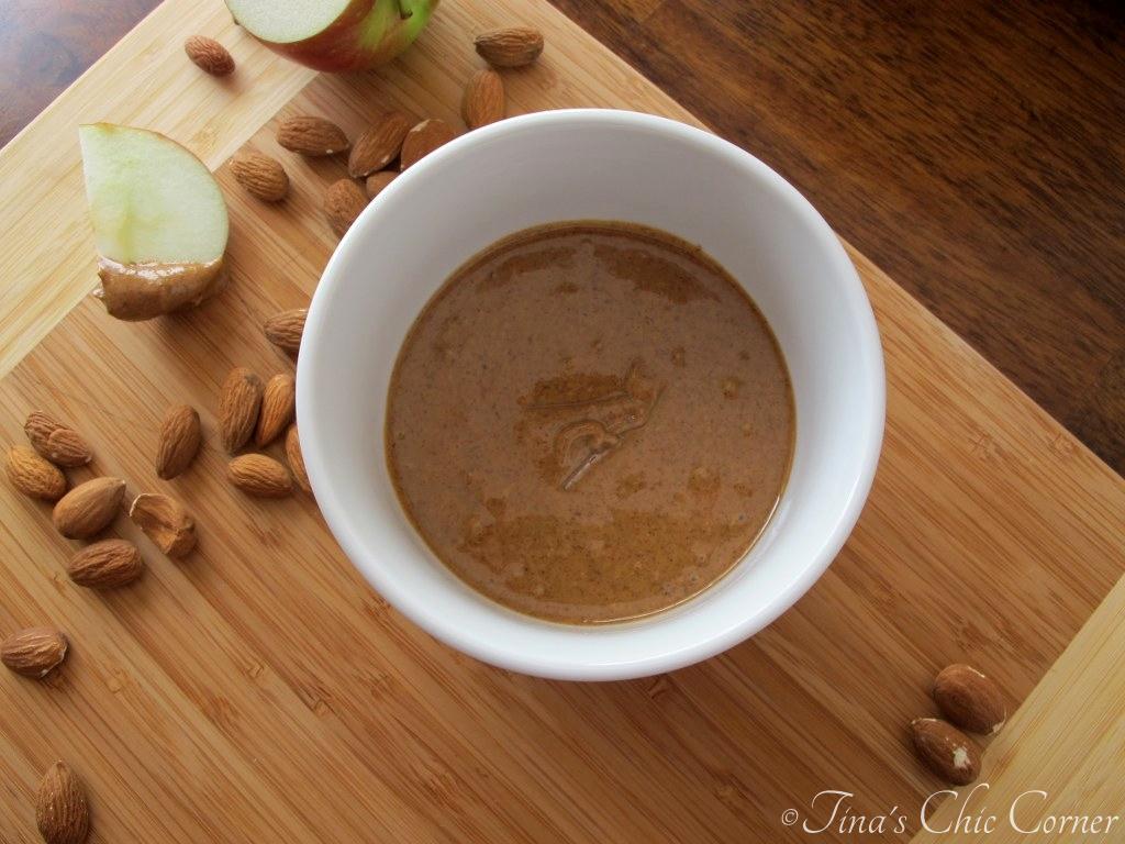 Homemade Almond Butter – Tina's Chic Corner