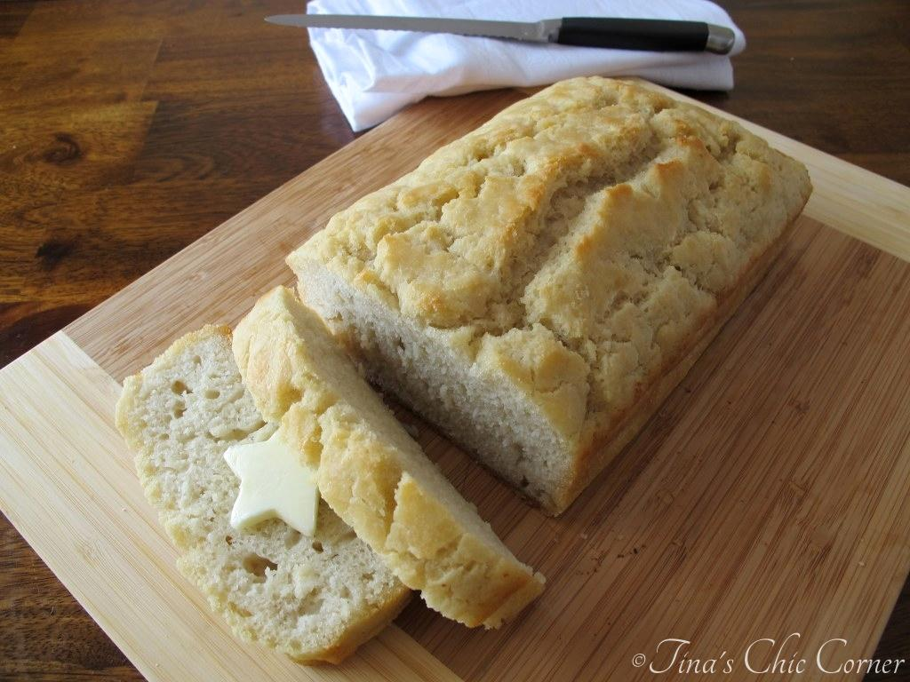 Beer Bread – Tina's Chic Corner