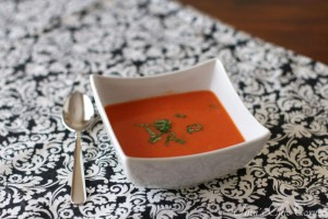 06Roasted Red Pepper Soup