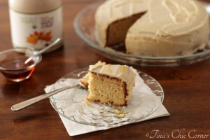 02Maple Cake