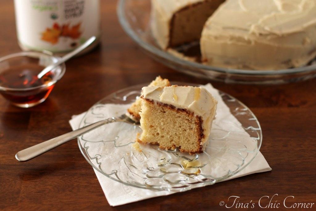 Maple Cake – Tina's Chic Corner