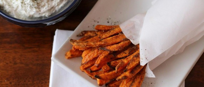 03Sweet Potato Fries