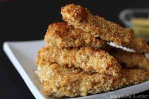 06Crispy Baked Chicken Fingers