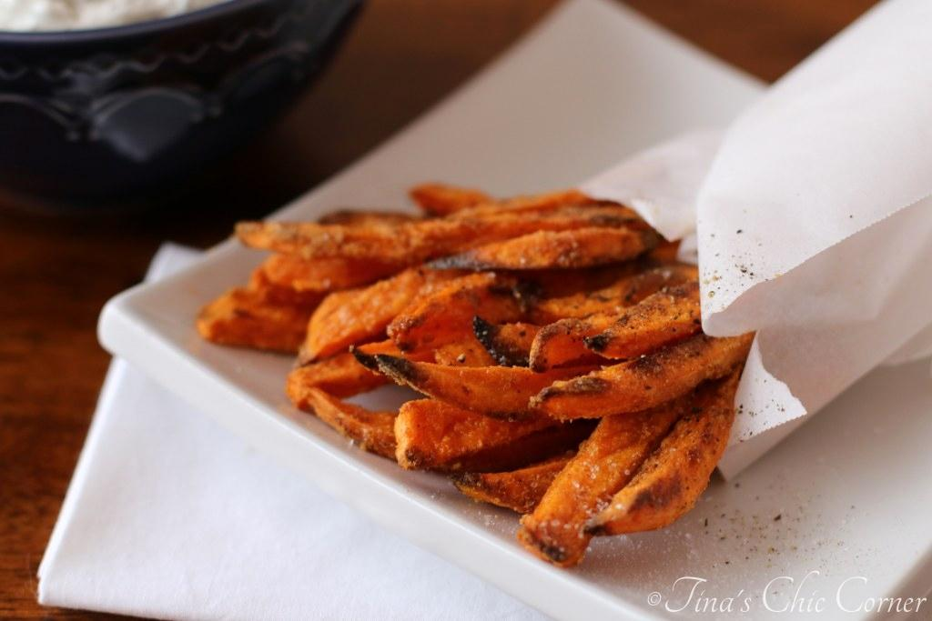 9Sweet Potato Fries