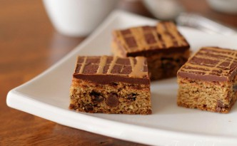 13Coffee Chocolate Chip Bars