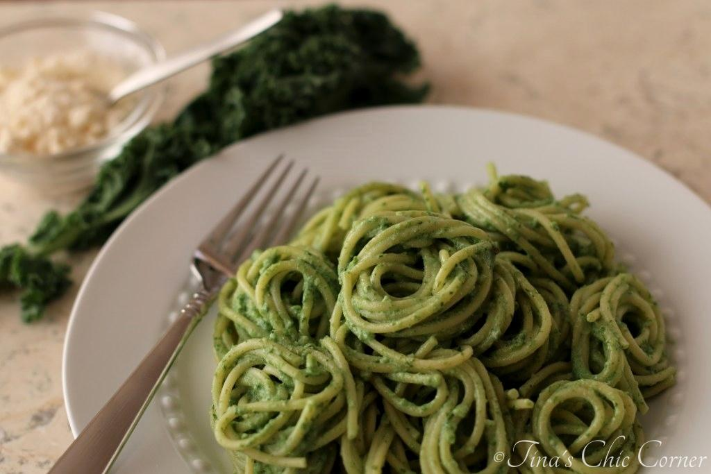 Spaghetti With Kale And Tomato Sauce Recipes — Dishmaps