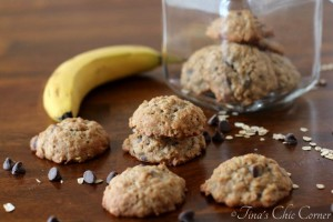 07Banana Chocolate Chip Cookies