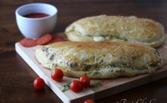 09Homemade Calzones