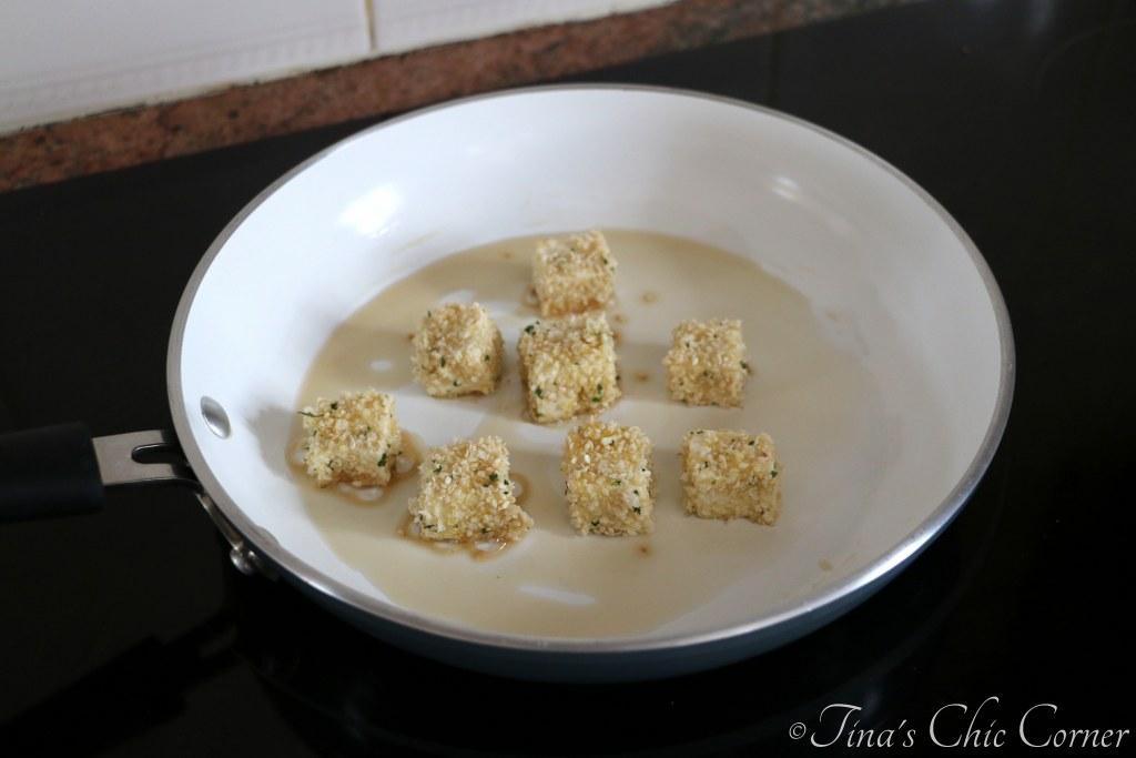 02Sesame Crusted Tofu