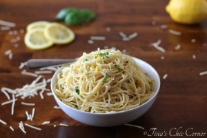 07Lemon Spaghetti