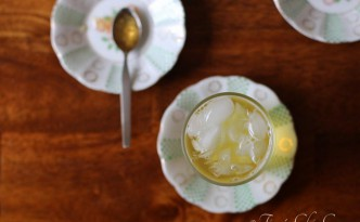 03Iced Honey Green Tea
