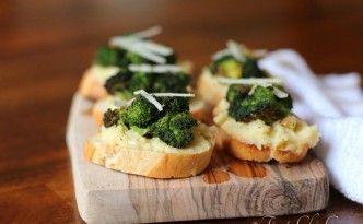 03Roasted Broccoli and Parmesan Polenta Bites