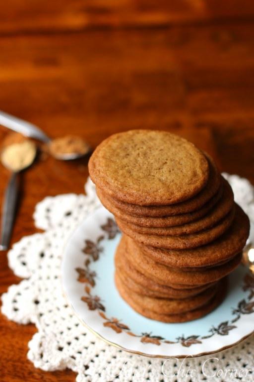 09Brown Sugar Cookies