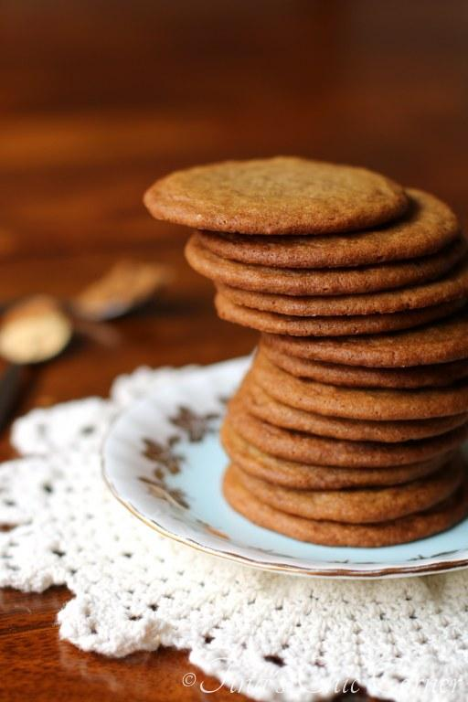 13Brown Sugar Cookies