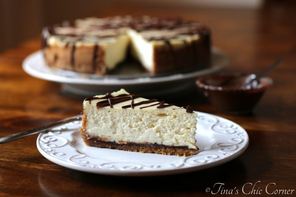 28Chocolate Hazelnut Nutella Cheesecake