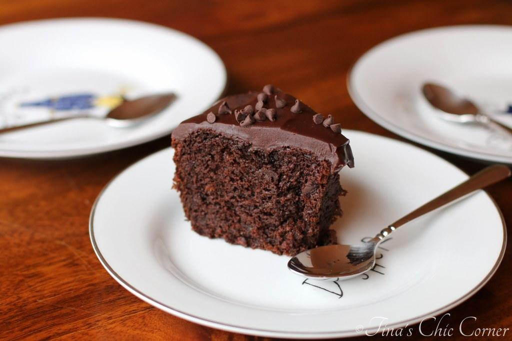 Too Much Chocolate Cake – Tina's Chic Corner