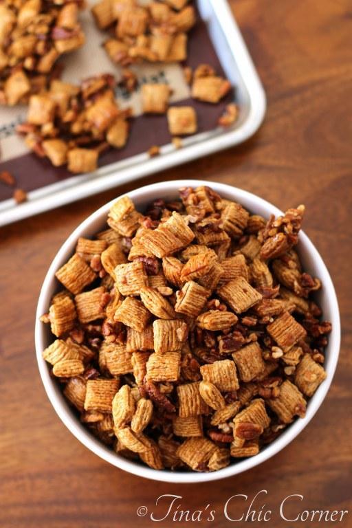 Praline Pecan Crunch Snack Mix06