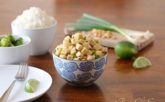 Easy Tofu Stir Fry11
