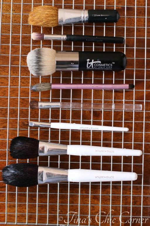 How to clean makeup brushes08
