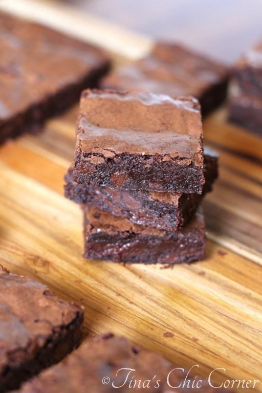 Best Ever Brownies09