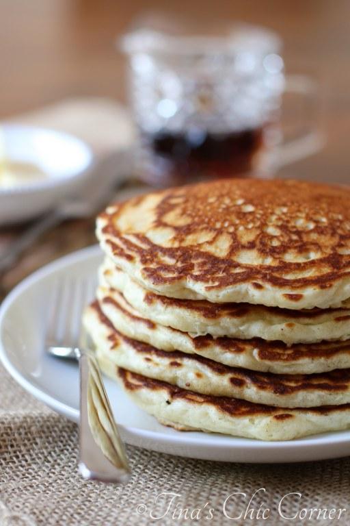 Homemade Pancakes06
