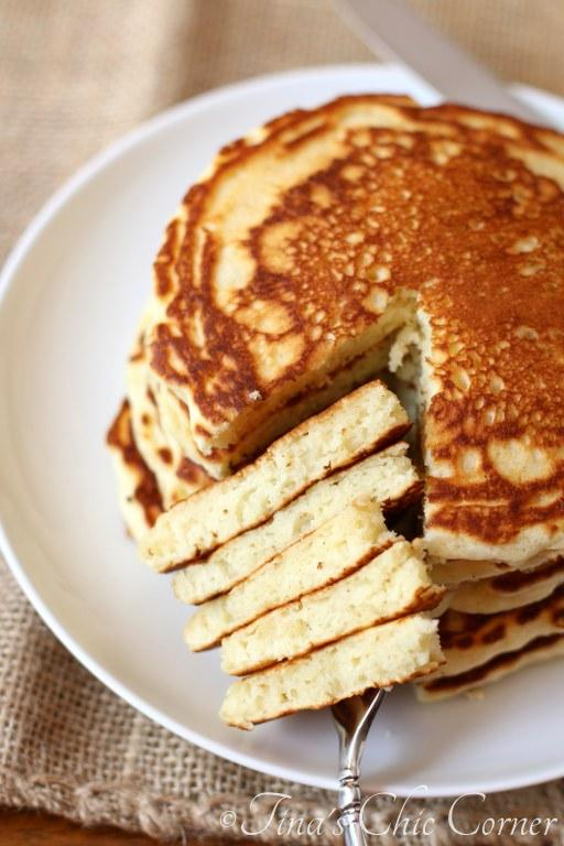 Homemade Pancakes10
