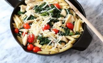 Chicken Kale Pasta02