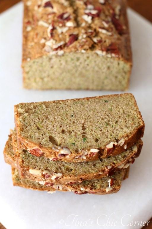Zucchini Bread07