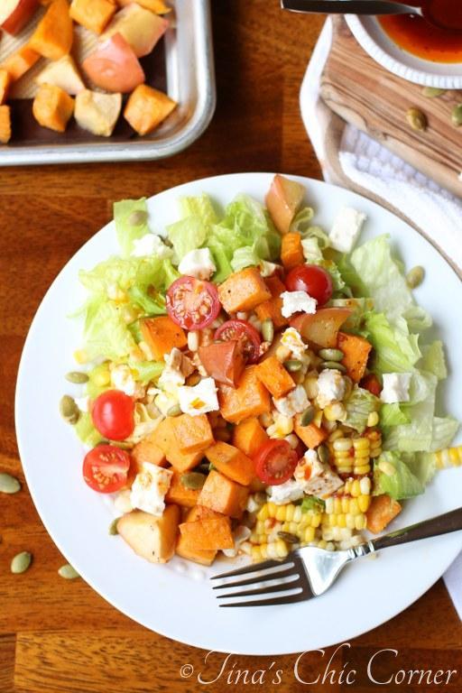Chipotle Apple Sweet Potato Salad05