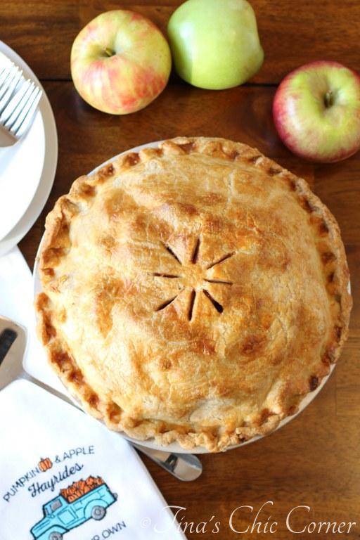 Homemade Apple Pie01