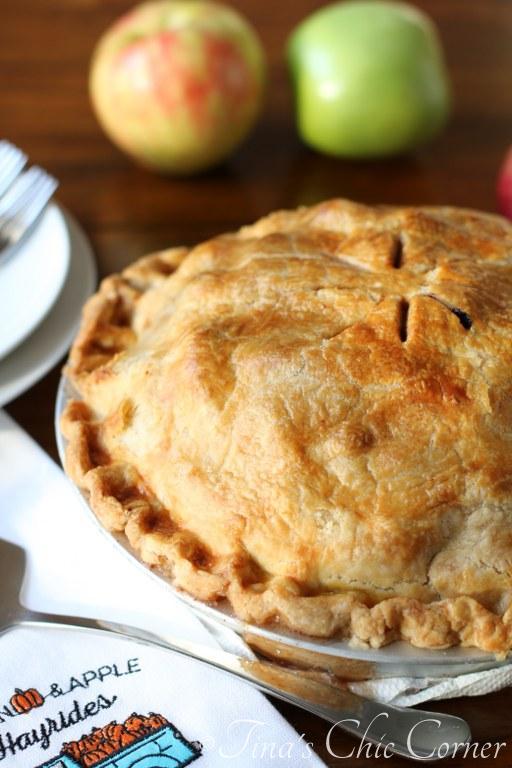 Homemade Apple Pie04
