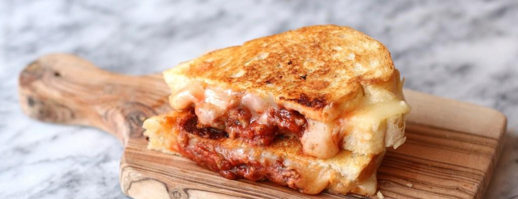 Italian Meat Grilled Cheese07