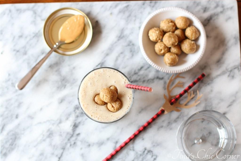 Peanut Butter Bomb Smoothies – Tina's Chic Corner