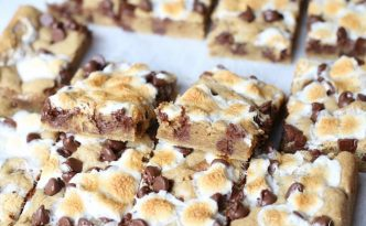 Smore Cookie Bars08