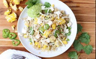 Mexican Corn and Quiona Salad01