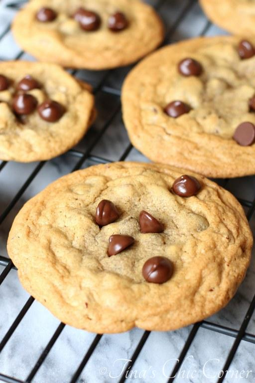 Dark Chocolate Chip Nut Cookies07