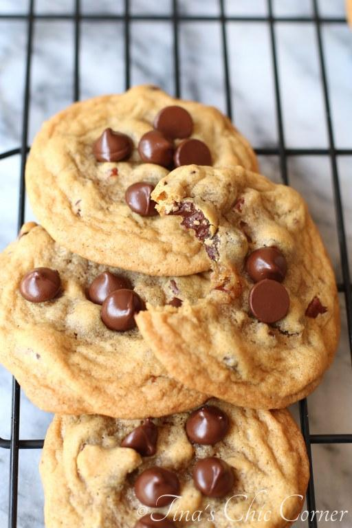 Dark Chocolate Chip Nut Cookies09