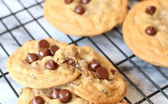 Dark Chocolate Chip Nut Cookies12